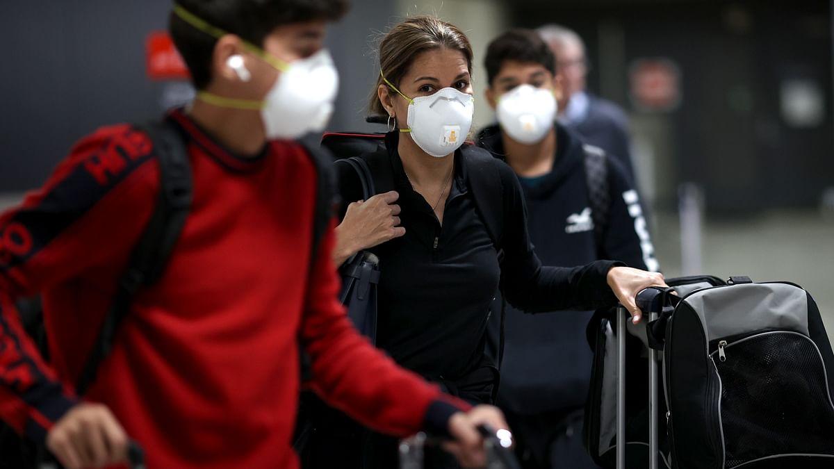 کورونا سے ہلاکتیں / Getty Images