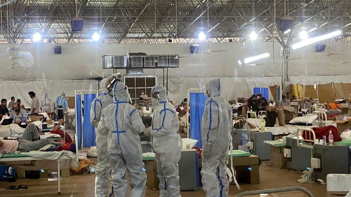دہلی کے اسپتالوں میں آکسیجن کی کمی سے ہاہاکار: وزیر اعلیٰ