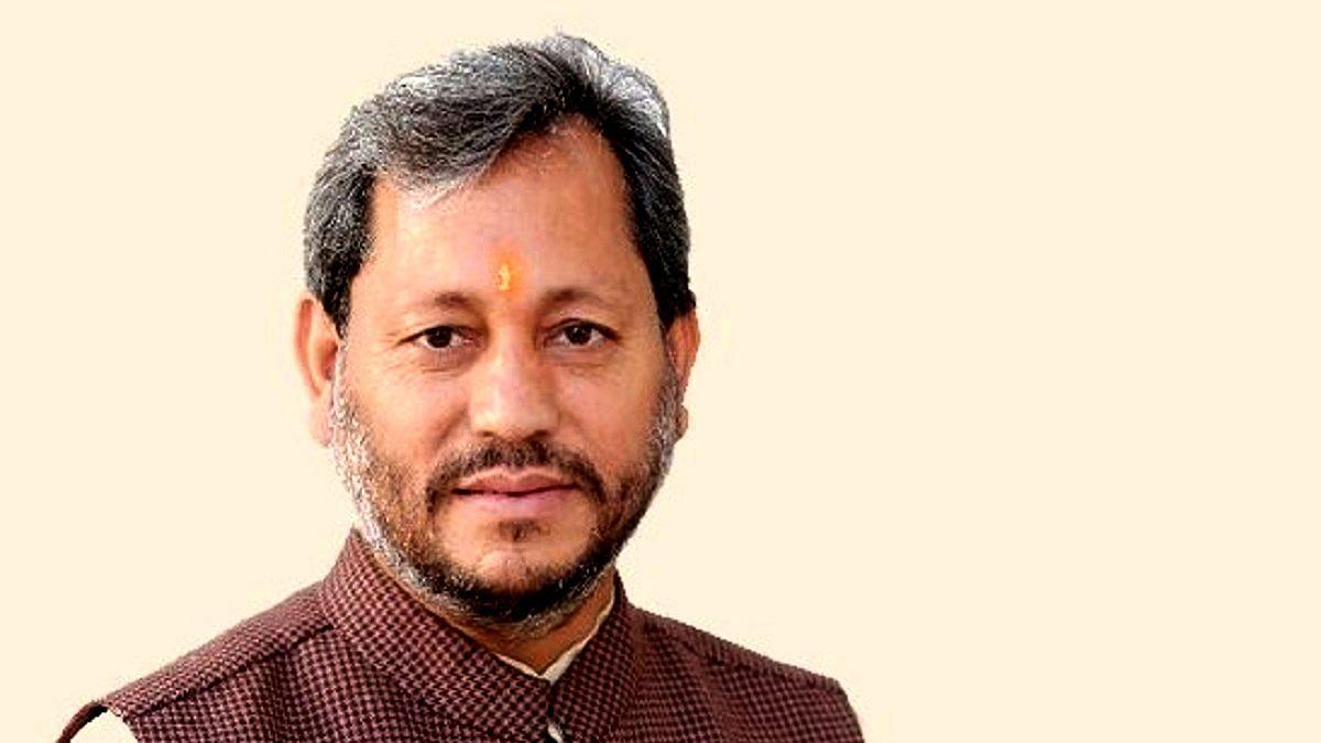 اتراکھنڈ: وزیر اعلیٰ تیرتھ سنگھ نے کووڈ کرفیو یکم جون تک بڑھانے کا کیا اعلان