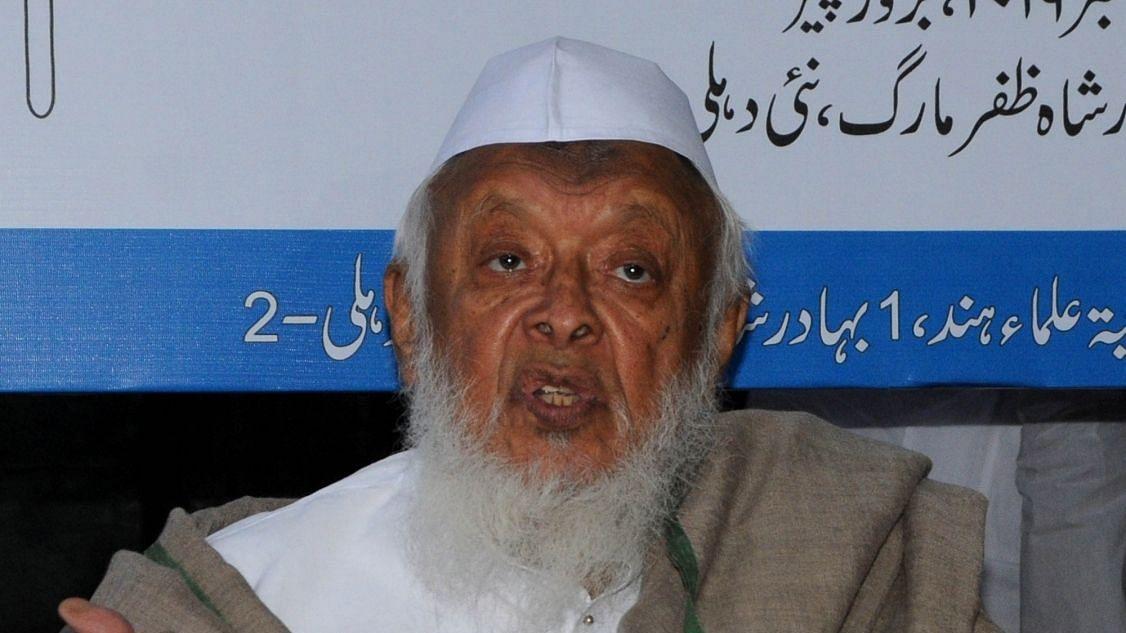 مولانا حبیب الرحمن کے انتقال سے علمی، ملی اور جماعتی دنیا میں پیدا خلا کی تلافی مشکل: مولانا ارشد مدنی