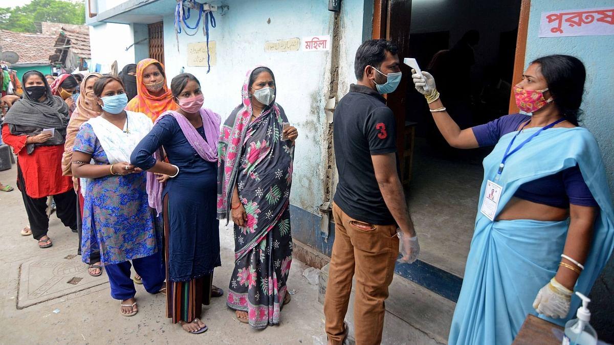 مغربی بنگال انتخابی نتائج سے قبل جزوی لاک ڈاؤن نافذ