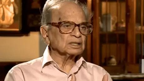 جموں و کشمیر کے سابق گورنر جگموہن ملہوترا / بشکریہ ٹوئٹر
