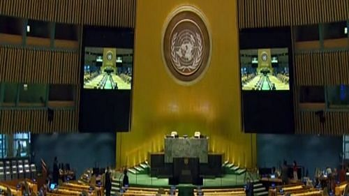 اسرائیل کے بچاؤ میں پھر آیا امریکہ ، اسرائیل،فلسطین کشیدگی سے متعلق سلامتی کونسل کا اجلاس ویٹو کیا