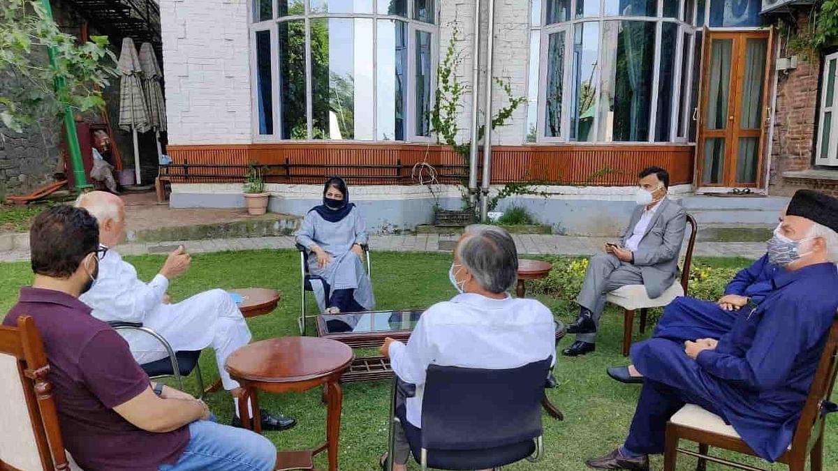 گپکار ڈیکلریشن نے پی ایم مودی کی مدعو میٹنگ میں شرکت کا کیا اعلان