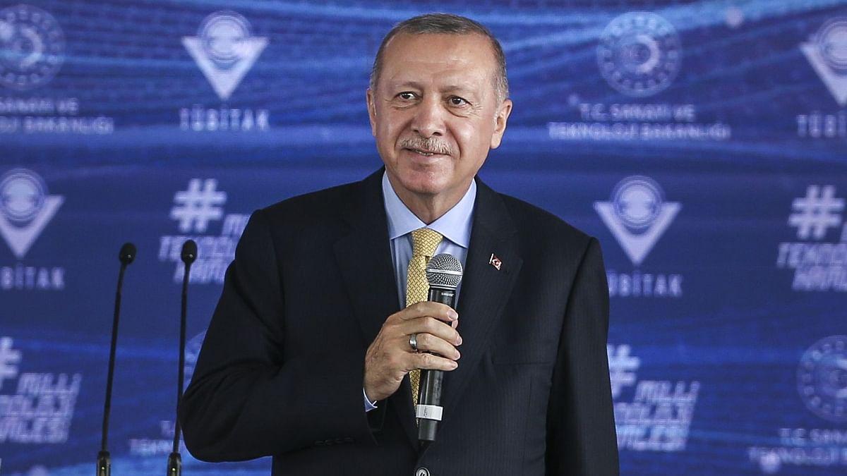 ترک صدر نے کیا لاک ڈاؤن ختم کرنے کا اعلان