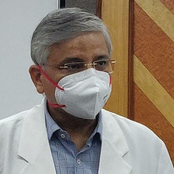 ڈاکٹر رندیپ گلیریا، تصویر آئی اے این ایس
