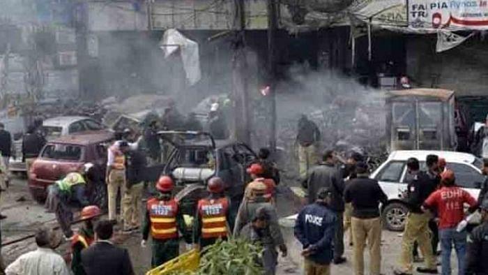 لاہور میں حافظ سعید کے گھر کے باہر ہونے والے دھماکہ کے 'ماسٹرمائنڈ' سے متعلق اہم انکشافات