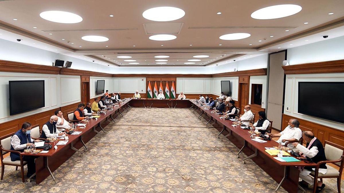 جموں و کشمیر: 'کُل جماعتی میٹنگ میں مرکزی حکومت کی جیت ہوئی' سیاسی تجزیہ کاروں کی رائے
