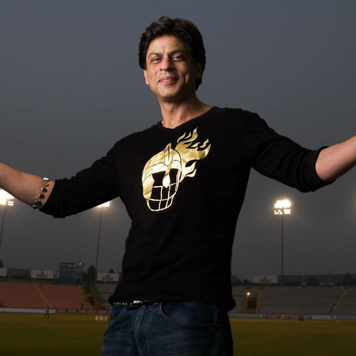 سپر اسٹار شاہ رخ خان / Getty Images