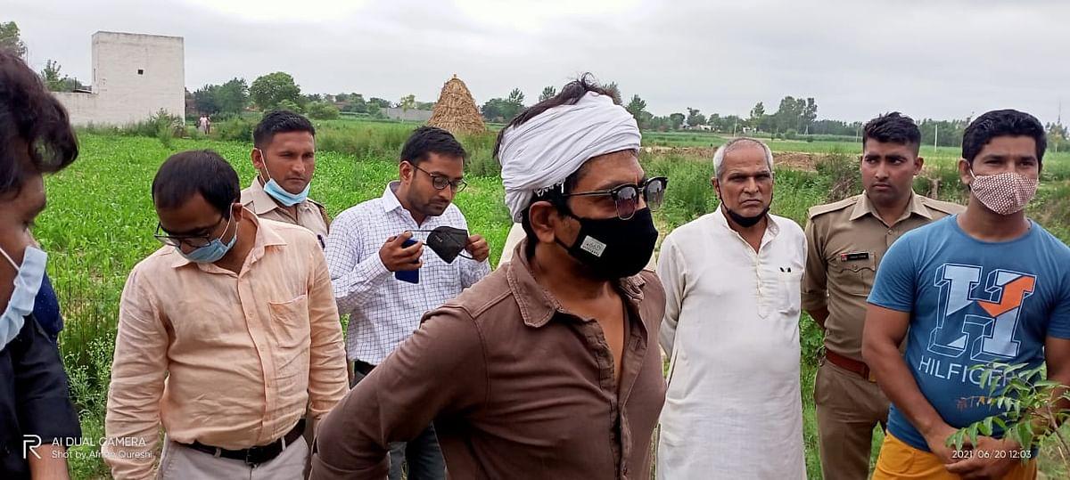 اداکار نوازالدین صدیقی مظفر نگر میں لگائیں گے 5 ہزار نیم کے درخت، شجرکاری شروع