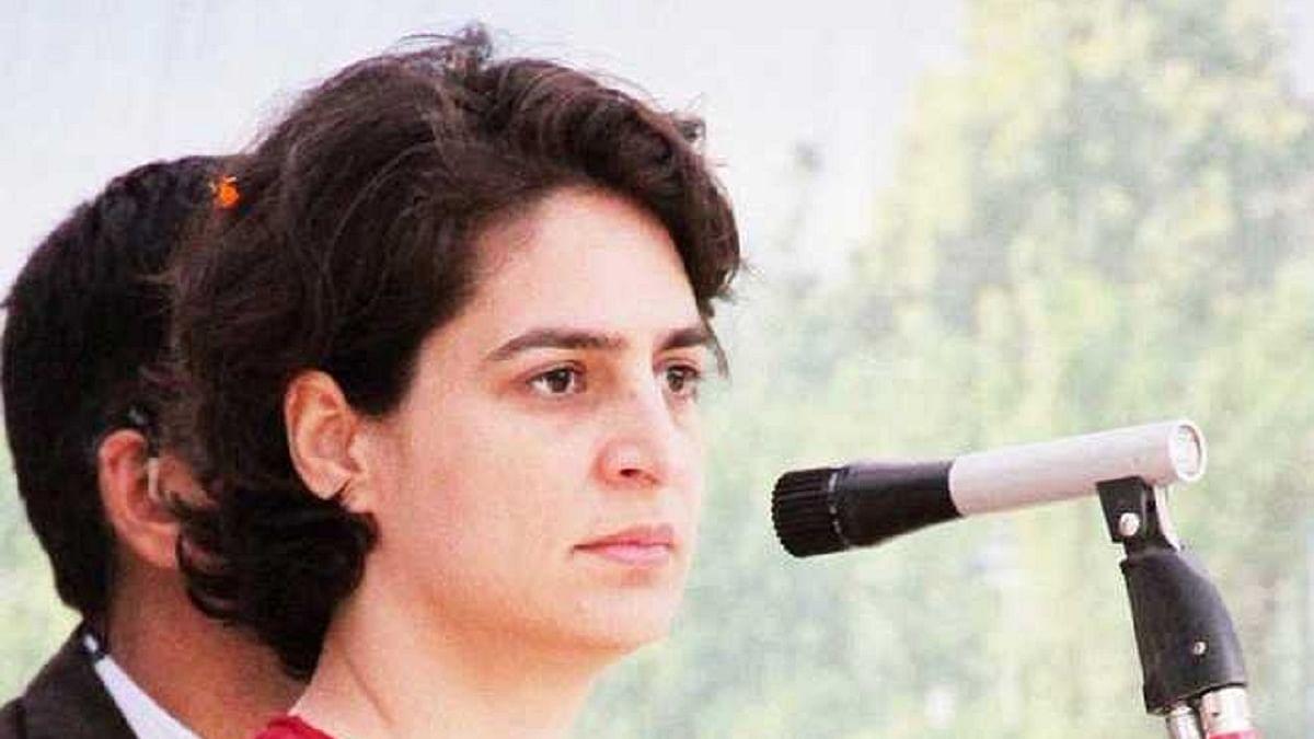 'عقیدہ میں موقع' تلاش کرنا گناہِ عظیم، رام مندر اراضی گھوٹالہ کی جانچ ہو: پرینکا گاندھی