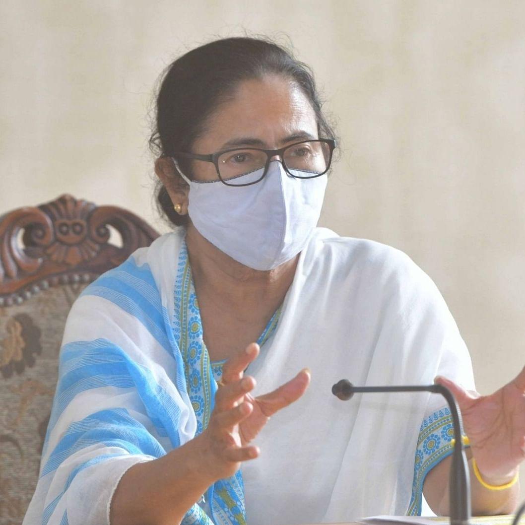 وزیر اعلی بنگال ممتا بینرجی کی فائل تصویر آئی اے این ایس