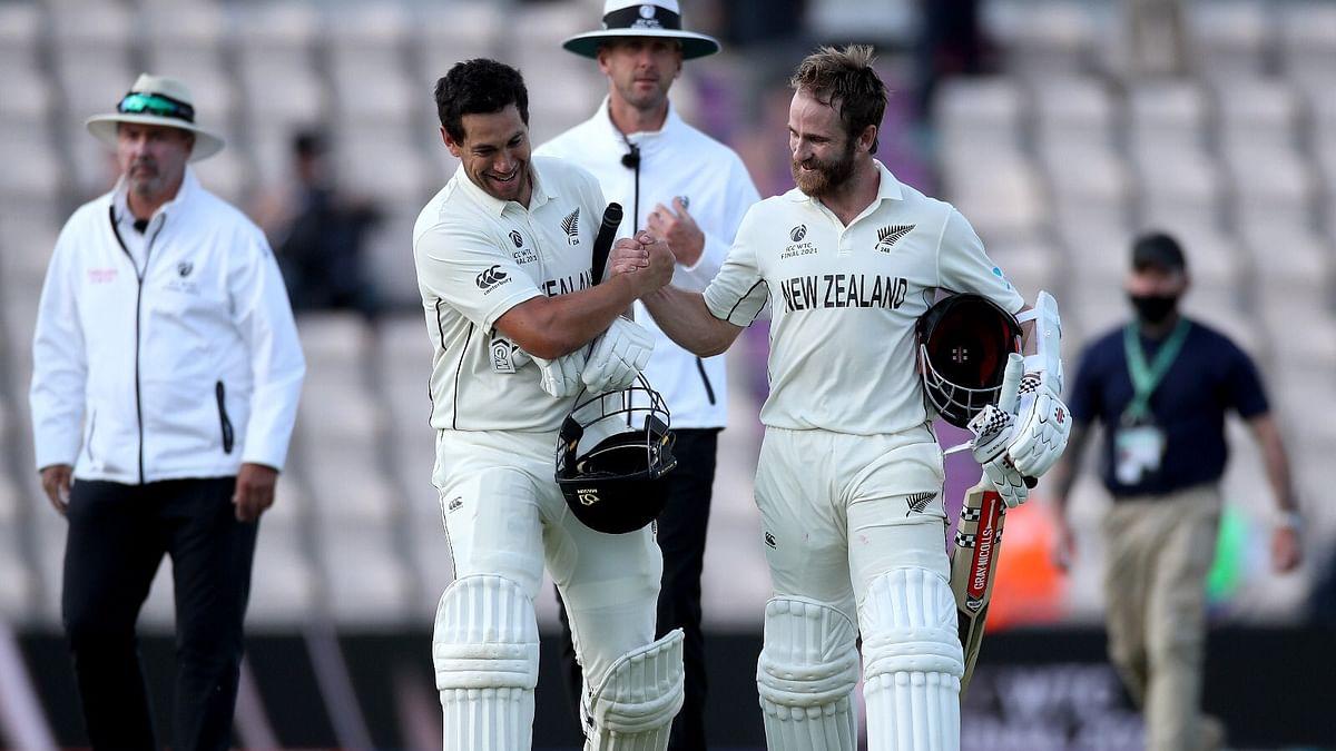 نیوزی لینڈ نے آئی سی سی عالمی ٹیسٹ چیمپئن شپ اپنے نام کی، انڈیا کو 8 وکٹ سے شکست
