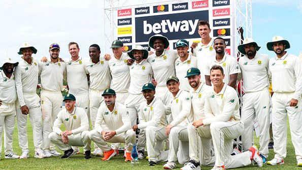 جنوبی افریقہ کے ہاتھوں ویسٹ انڈیز کو 2-0 سے کراری شکست