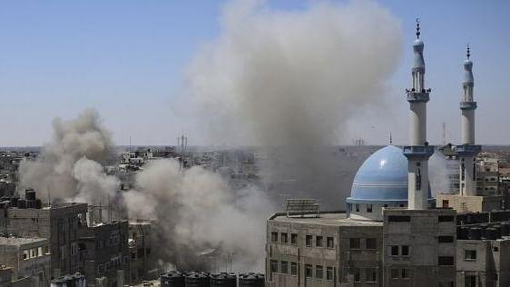 جمعہ کو حماس کی بڑے احتجاج کی تیاری