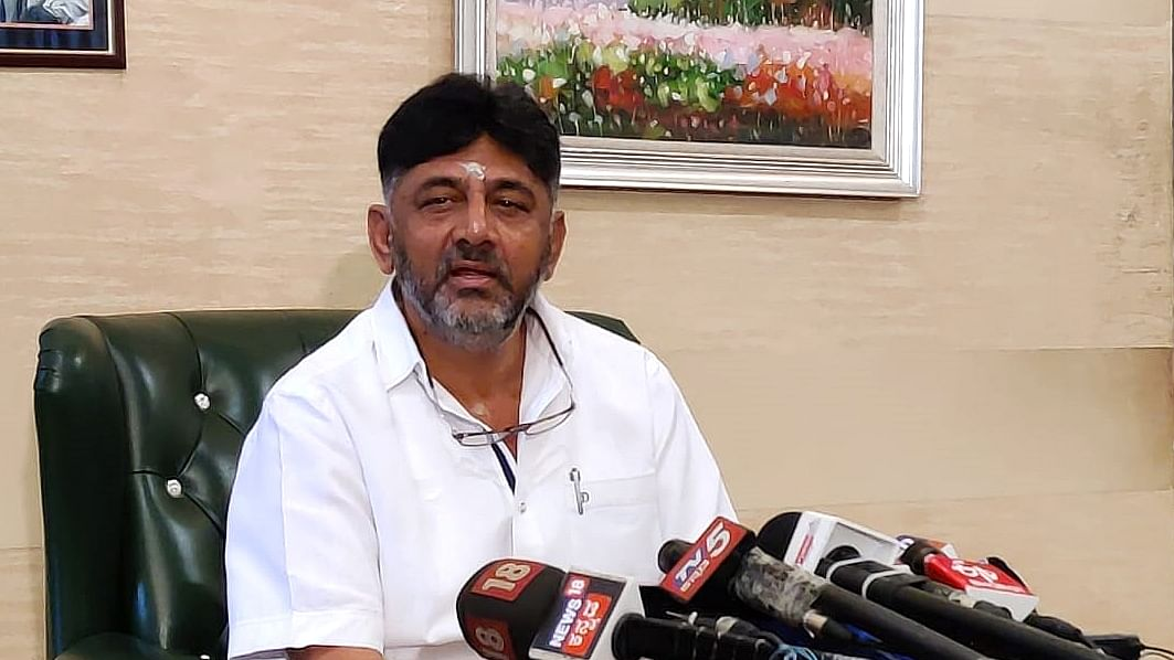 پٹرولیم مصنوعات کی بڑھتی قیمتیں بی جے پی کی نااہلی کا ثبوت، ڈی کے شیو کمار