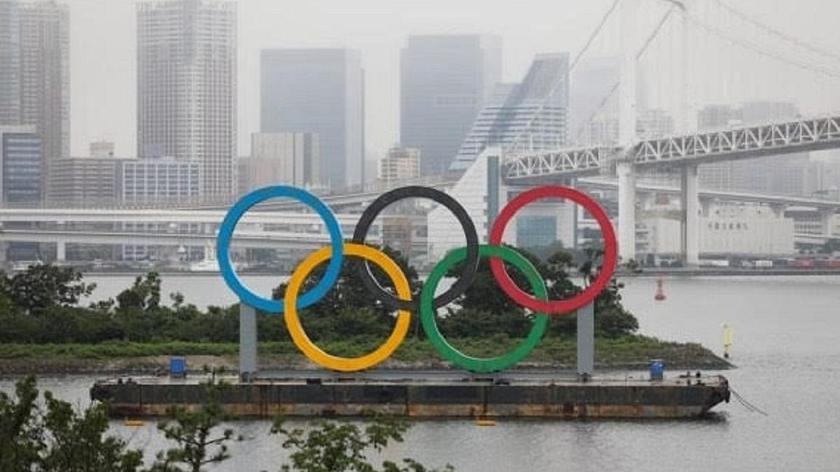 ٹوکیو اولمپک، تصویر آئی اے این ایس