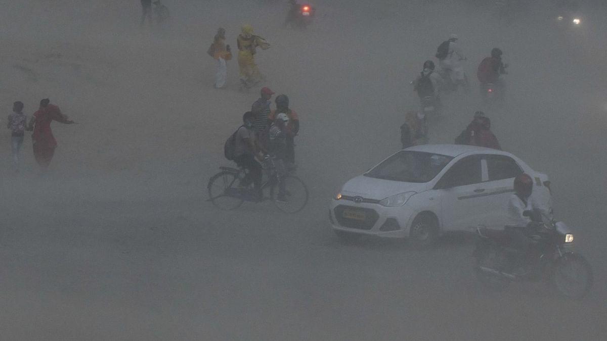 دہلی- این سی آر میں مانسون سے قبل بارش کی پیش گوئی، آندھی کے بھی آثار