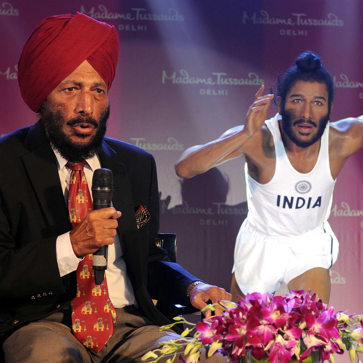 فلائنگ سکھ ملکھا سنگھ / Getty Images