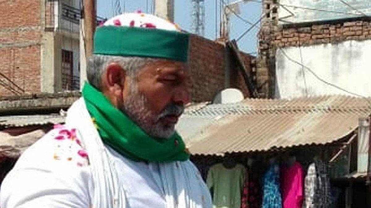 کسانوں کی رہائی کو لے کر ہوئی بات چیت بے سود، ٹکیت نے کہا مظاہرہ جاری رہے گا