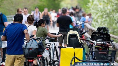 عالمی یوم سائیکل، کورونا نے سائیکل سواری کو مقبول کر دیا