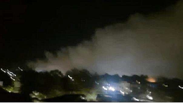 مہاراشٹر: بدلا پور میں گیس کا رساؤ، تین کلومیٹر کے دائرے میں رہنے والے افراد متاثر