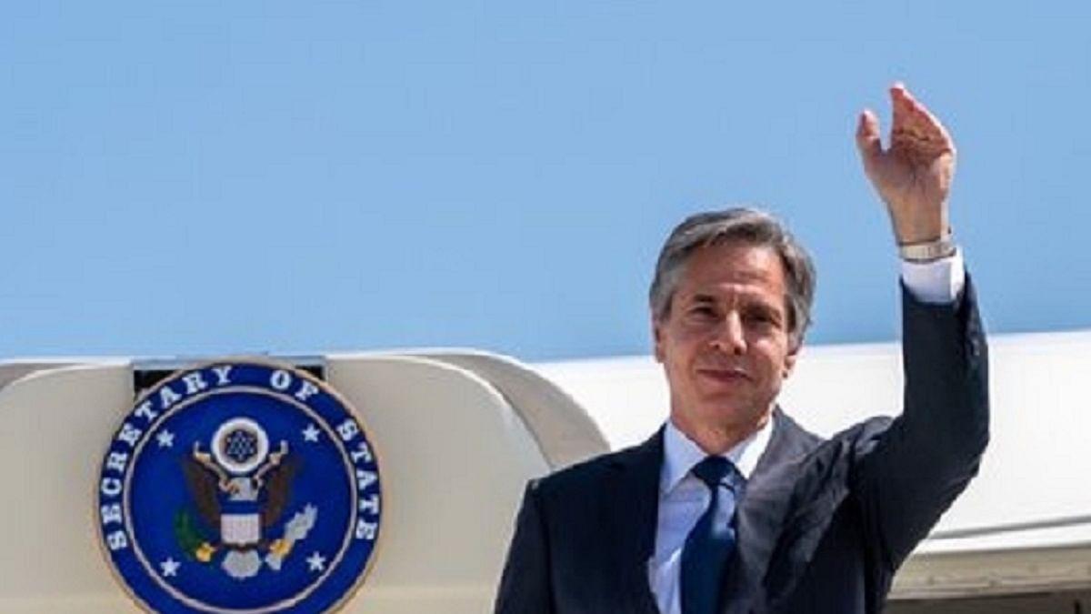 ہندوستان کے دو روزہ دورے پر امریکی وزیر خارجہ انٹونی بلنکن دیر رات آج یہاں پہنچیں گے