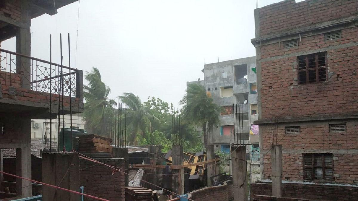 پٹنہ سمیت کئی اضلاع میں زوردار آندھی اور طوفانی بارش، گنگا ندی کا بہاؤ ہوا تیز