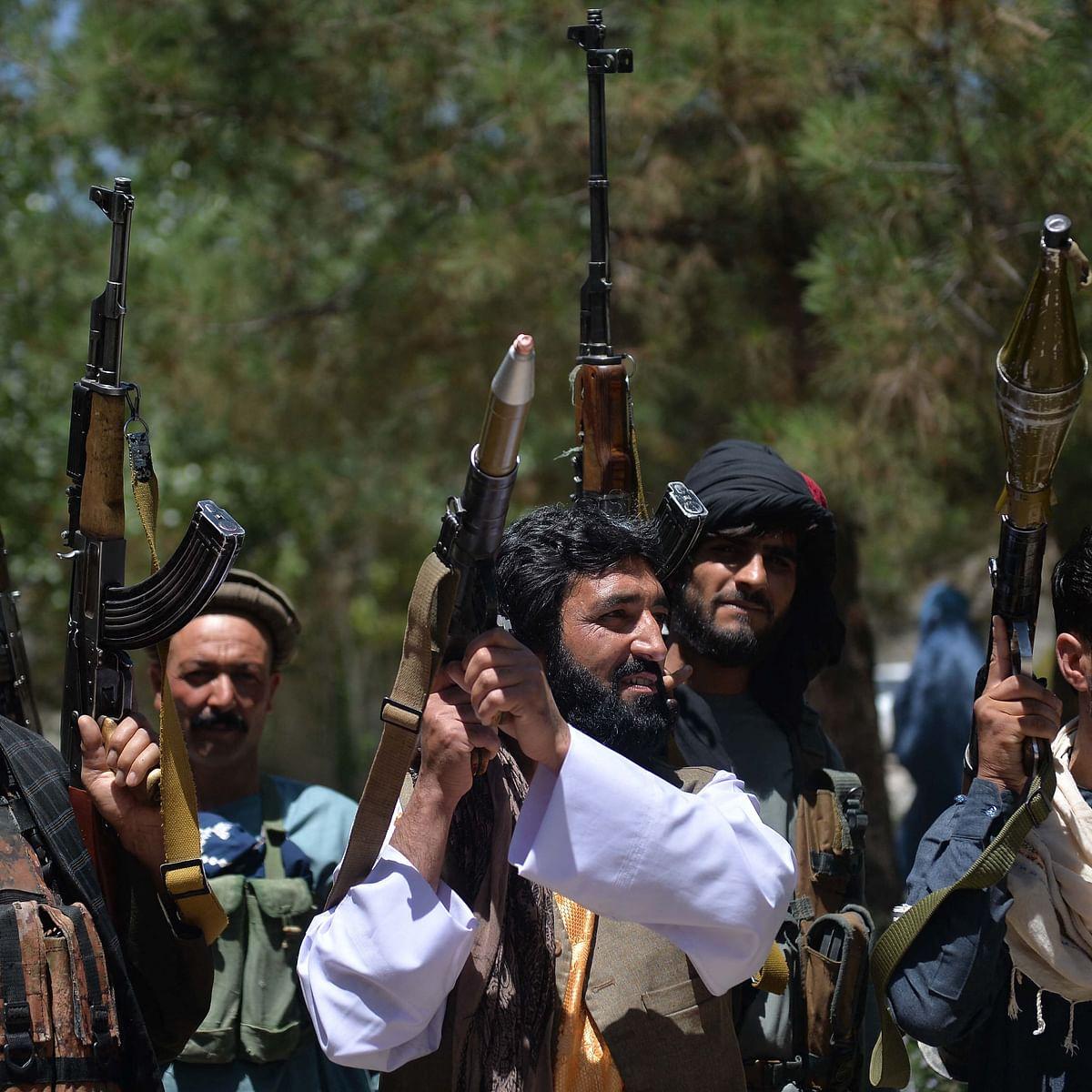 افغان طالبان / Getty Images