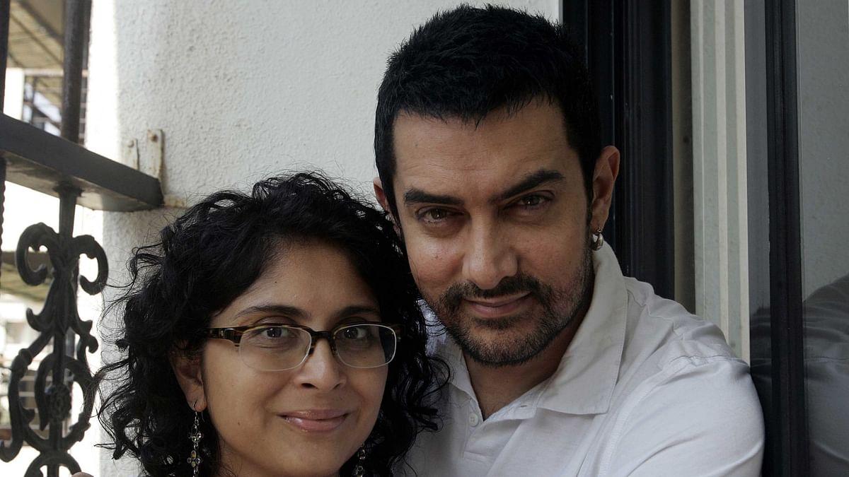عامر خان اور کرن راؤ کی 15 سال پرانی شادی ٹوٹ گئی، مشترکہ بیان کے ذریعے علیحدگی کا اعلان