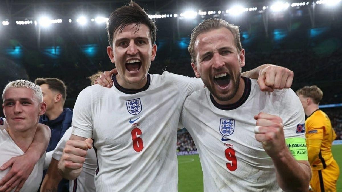 یورو 2020: انگلینڈ نے اضافی وقت میں ڈنمارک کو دی شکست، فائنل میں اٹلی سے ہوگا مقابلہ