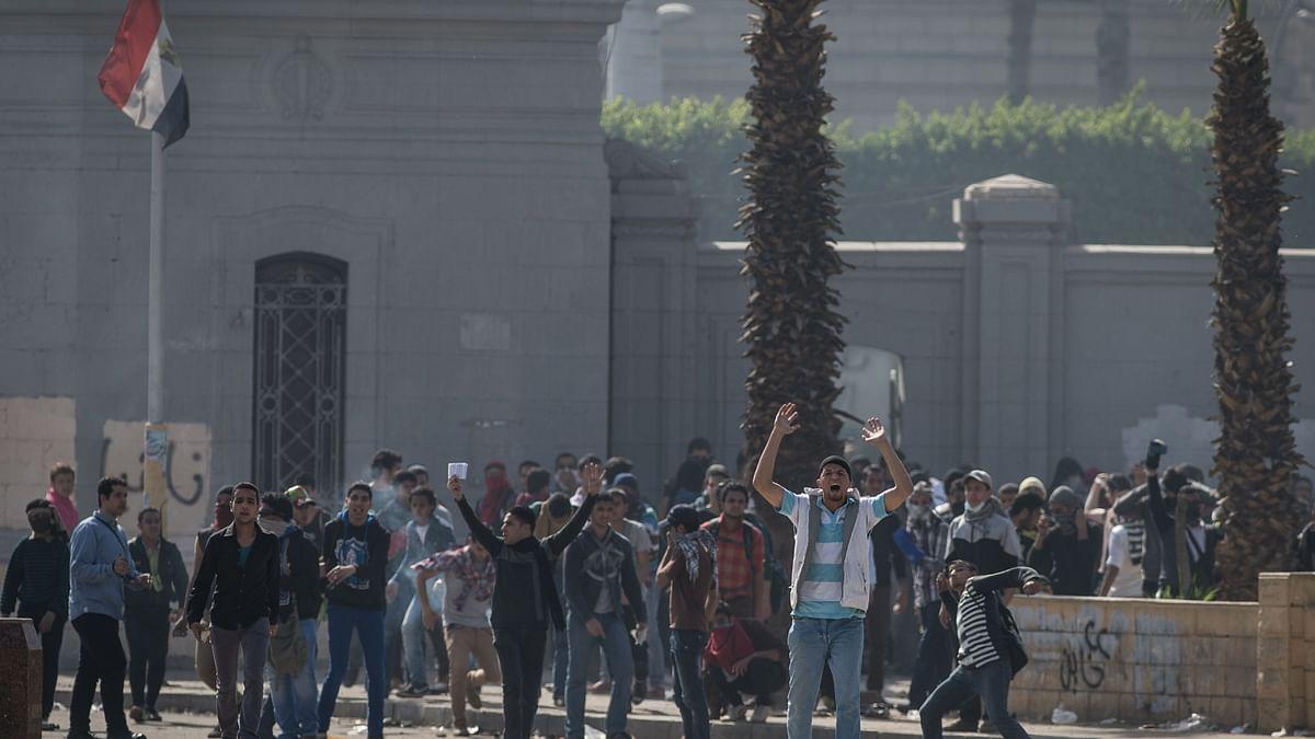 مصر میں اخوان پر قہر،سرکاری اداروں سے اخوان کے حامیوں کا صفایا کرنے کا قانون منظور