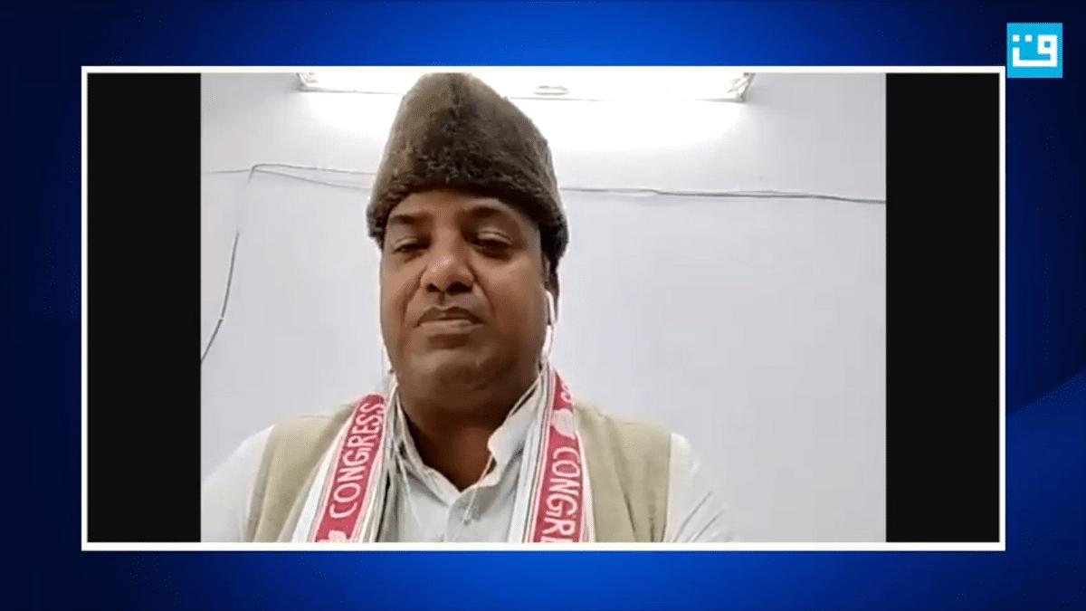 ویڈیو: یو پی پنچایت الیکشن میں ظلم کی شکار انیتا یادو کی تکلیف اکھلیش نے نہیں پرینکا گاندھی نے محسوس کی... شاہنواز عالم