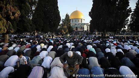 دنیا کے مختلف ملکوں میں آج عید الاضحیٰ منائی جارہی ہے