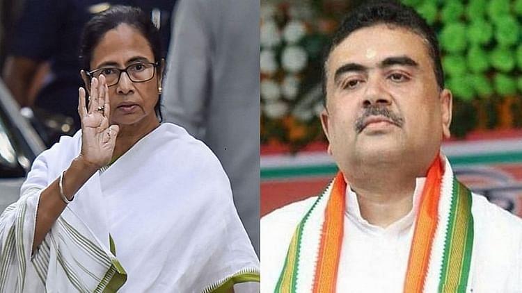 بنگال: ممتا کی عرضی پر ہائی کورٹ نے شوبھیندو کو بھیجا نوٹس، الیکشن کمیشن کو سبھی ریکارڈ محفوظ رکھنے کی ہدایت