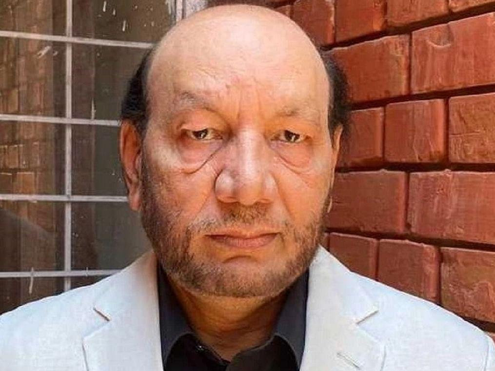 سید عین الحسن، تصویر آئی اے این ایس