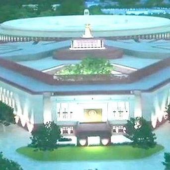 پارلیمٹ، تصویر آئی اے این ایس