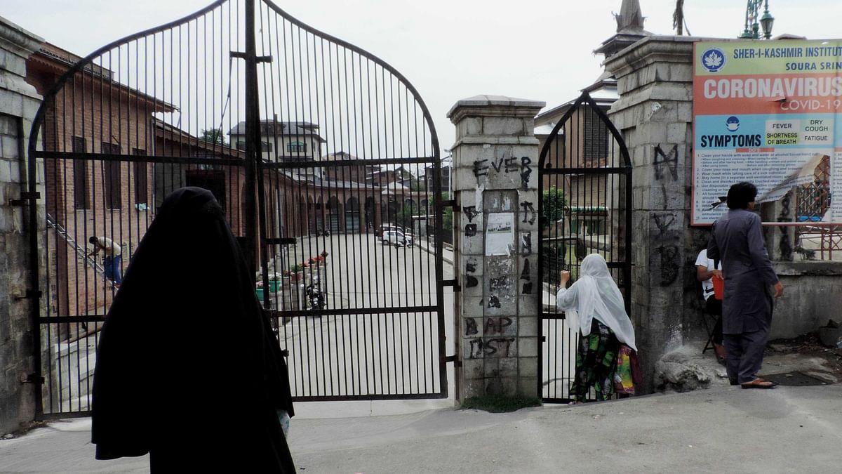 سری نگر کی تاریخی جامع مسجد میں عیدالاضحیٰ کے موقع پر مسلسل تیسری بار نماز عید ادا نہیں ہوگی