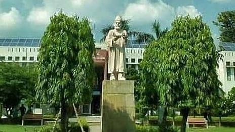 جامعہ ملیہ اسلامیہ کی فائل تصویر آئی اے این ایس