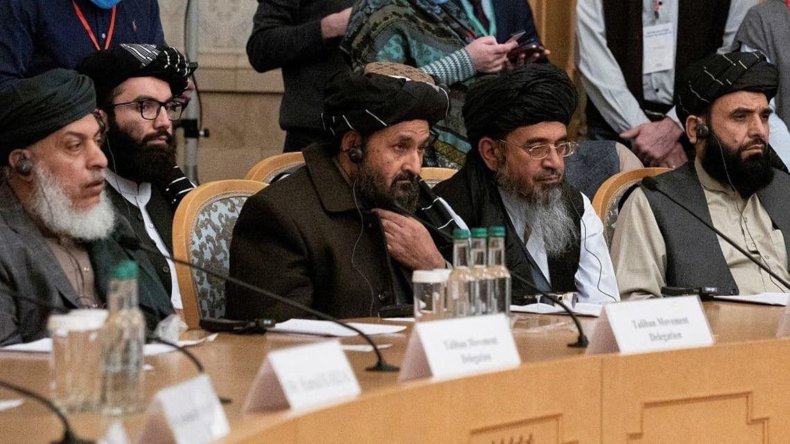 طالبان لیڈروں کی فائل تصویر