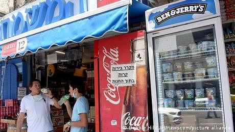 اسرائیلی وزیر اعظم نے آئس کریم کمپنی کو دھمکی کیوں دی ہے؟