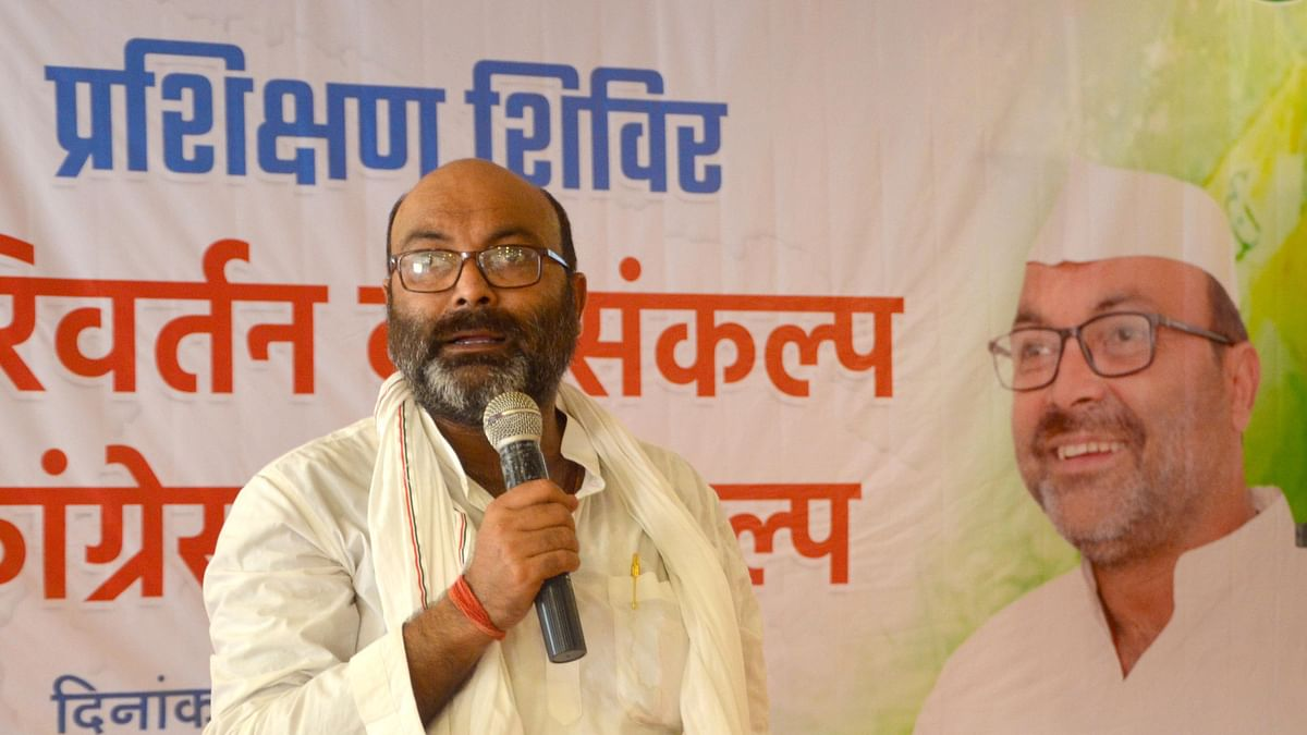 مفاد کی تکمیل کے بعد سماج وادی پارٹی نے گائتری پرساد کا ساتھ چھوڑ دیا: اجے کمار للو