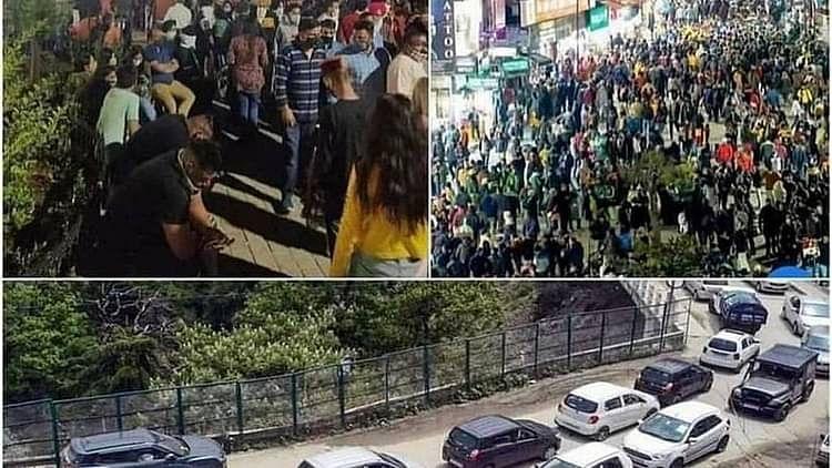 سیاحت اور مذہبی یاترائیں خطرناک، کورونا کی تیسری لہر قریب: آئی ایم اے
