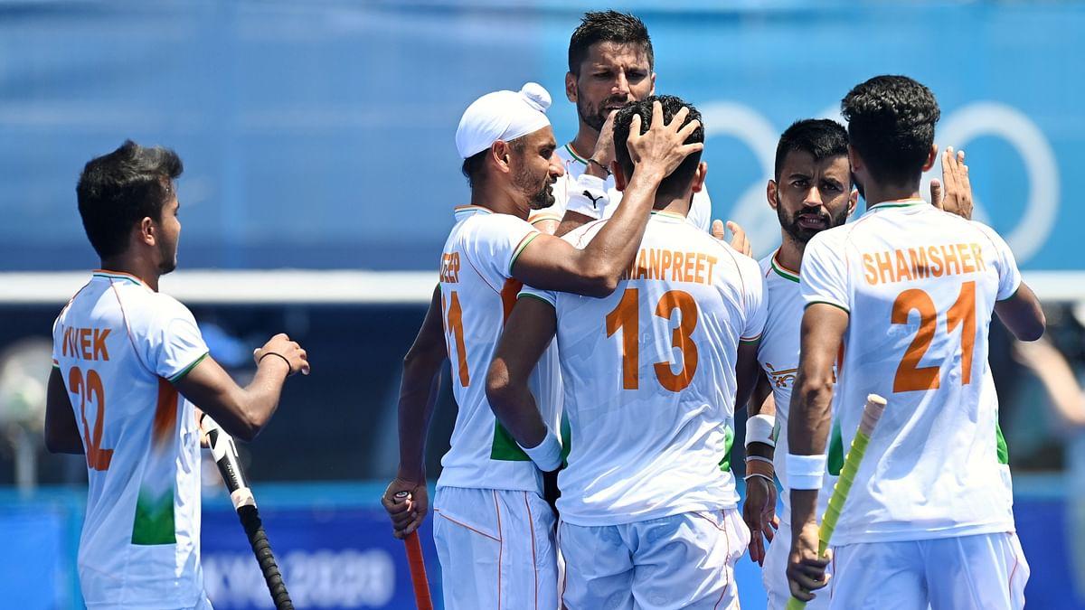 ٹوکیو اولمپک: ہندوستانی مرد ہاکی ٹیم کا فاتحانہ آغاز، نیوزی لینڈ کو 2-3 سے دی شکست