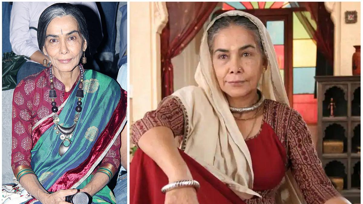 'بالیکا ودھو' اور 'بدھائی ہو' کی 'دادی' سُریکھا سیکری کا 75 سال کی عمر میں انتقال