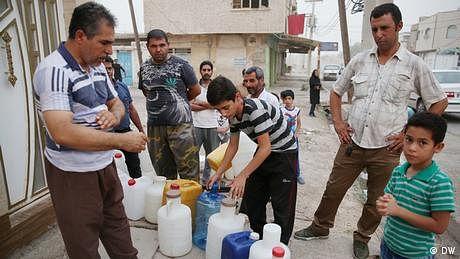ایران میں پانی غائب، لوگ سراپا احتجاج، رپورٹ