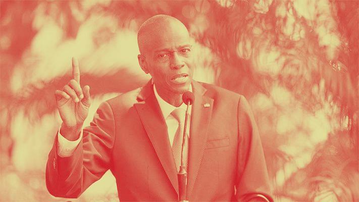ہیتی کے صدر جووینل موئسے کا قتل، بیوی کی حالت سنگین