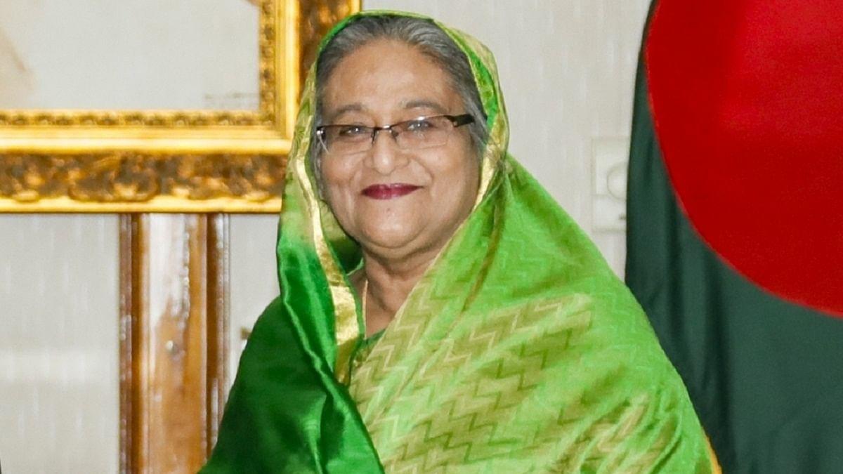 بنگلہ دیش میں ہر ایک کو کورونا کے ٹیکے مفت لگائے جائیں گے: شیخ حسینہ