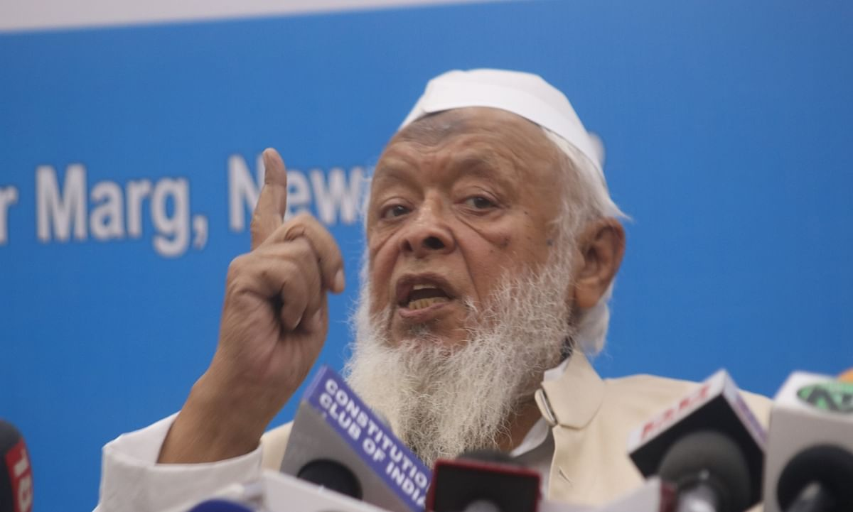 بے بس اور غیر مسلح افراد کے خلاف آسام پولیس کی کارروائی وحشیانہ: مولانا ارشد مدنی