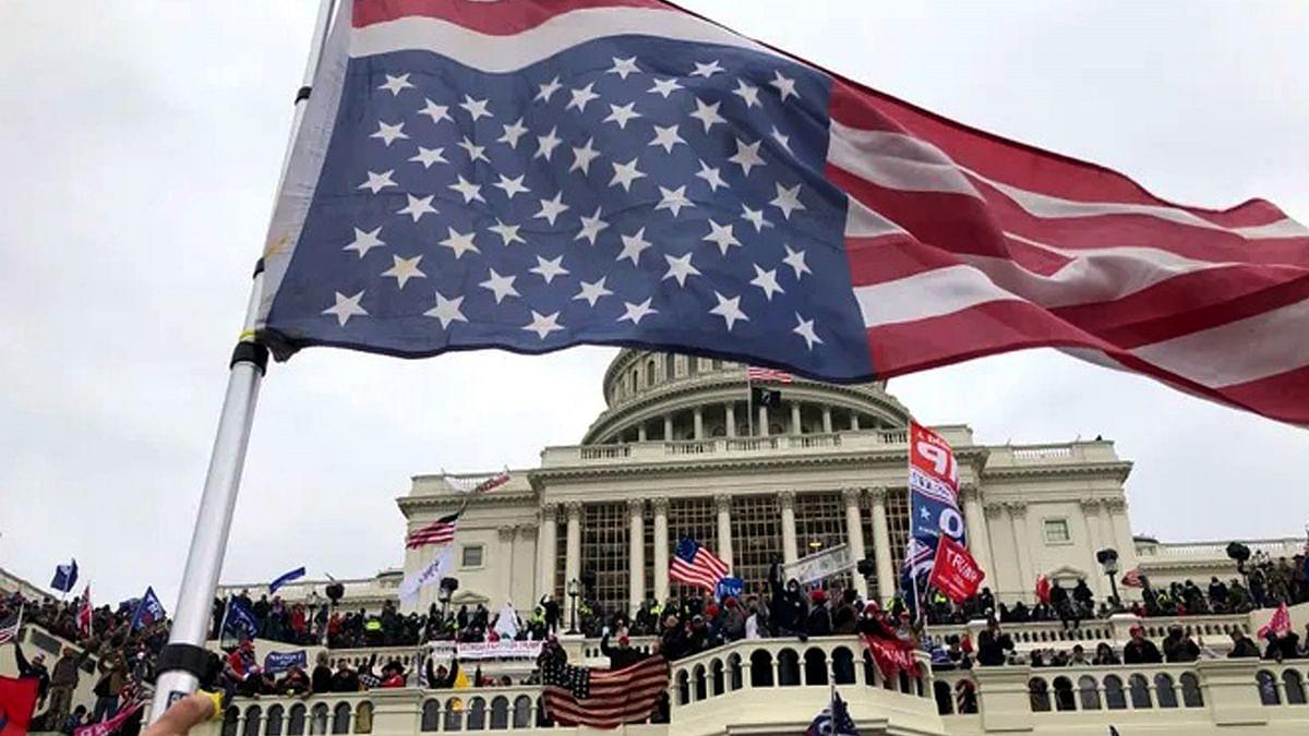 امریکہ: کیپٹل بلڈنگ تشدد معاملے کی تفتیش پارلیمانی کمیٹی کرے گی